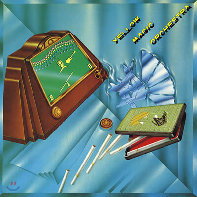 Yellow Magic Orchestra (옐로우 매직 오케스트라) - Yellow Magic Orchestra [LP]