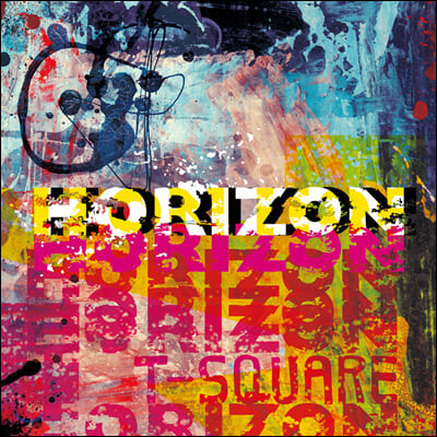 T-Square (티-스퀘어) - 46집 Horizon [LP]