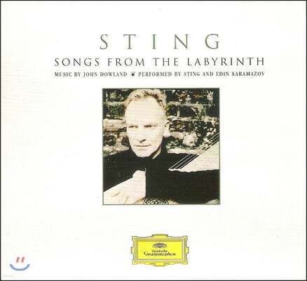 Sting (스팅) - Songs From The Labyrinth
