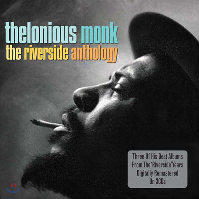 Thelonious Monk (텔로니어스 몽크) - The Riverside Anthology