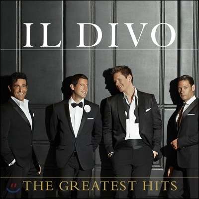Il Divo (일 디보) - The Greatest Hits (Gift Edition)