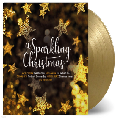 Various Artists - A Sparkling Christmas (Ltd. Ed)(180G)(Coloured Vinyl)(LP)