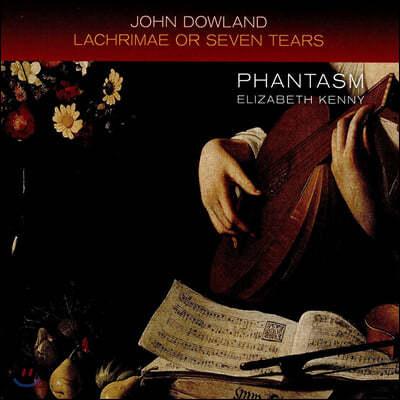 Phantasm 존 다울랜드: 라크리메 혹은 일곱 곡의 슬픈 선율 (John Dowland: Lachrimae or Seven Tears)