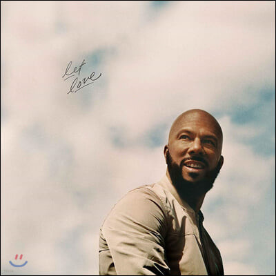 Common (커먼) - 12집 Let Love [LP]