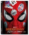 스파이더맨 : 파 프롬 홈  A1(4disc: 4K UHD + 3D +2D+보너스 스틸북 한정판) : 블루레이