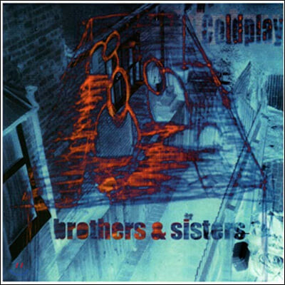 Coldplay (콜드플레이) - The Brothers (EP) [7인치 핑크 컬러 Vinyl]