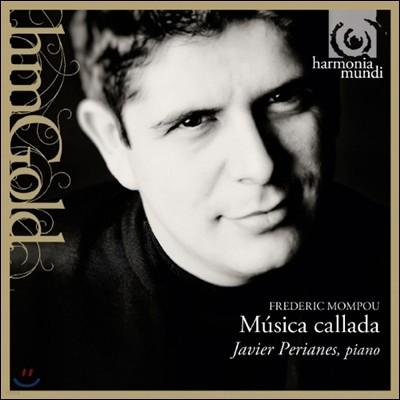 Javier Perianes 몸푸: 침묵의 음악, 3개의 변주곡 (Federico Mompou: Musica Callada I-XXVIII - Books 1-4 (complete)