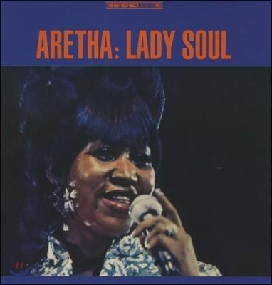 Aretha Franklin (아레사 프랭클린) - Lady Soul (레이디 소울) [LP]