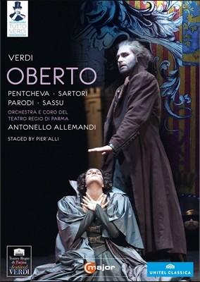 Antonello Allemandi 베르디: 오베르토 - 안토넬로 알레만디 (Verdi: Oberto)