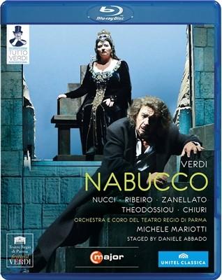 Leo Nucci / Michele Mariotti 베르디: 나부코 (Verdi: Nabucco)