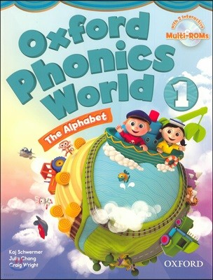 Oxford Phonics World 1 : Student Book