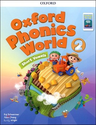 Oxford Phonics World 2 : Student Book