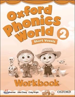 Oxford Phonics World 2 : Workbook