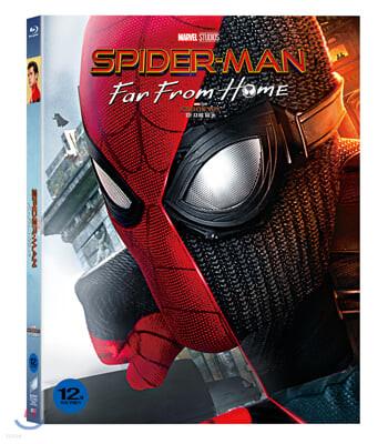 스파이더맨 : 파 프롬 홈(2DISC) 2D + Bonus Disc BD [슬립케이스 초회 한정판]