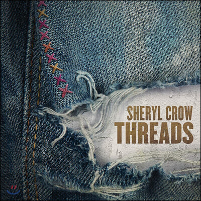 Sheryl Crow (셰릴 크로우) - 11집 Threads [2LP]