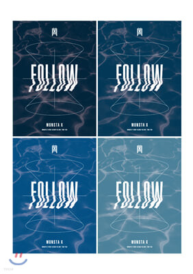 몬스타엑스 (MONSTA X) - 미니앨범 : FOLLOW - FIND YOU (4종 중 랜덤발송)