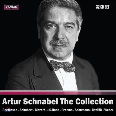 아르투르 슈나벨 1932-1950년 레코딩 컬렉션 (Artur Schnabel The Collection - 1932-1950 Recordings)
