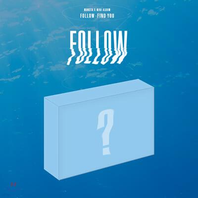 몬스타엑스 (MONSTA X) - 미니앨범 : FOLLOW - FIND YOU [스마트 뮤직 앨범(키노 앨범)]