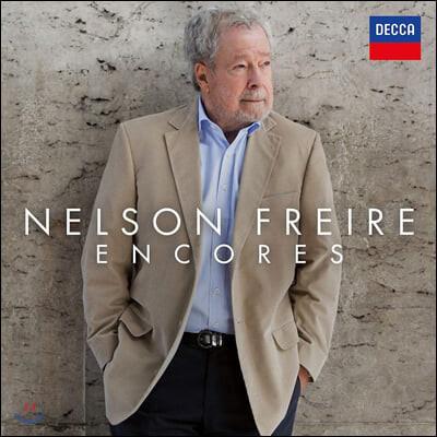Nelson Freire 넬슨 프레이레 앙코르 작품 모음집 (Encores)