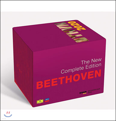 베토벤 탄생 250주년 기념 전집 (BTHVN 2020 - The New Complete Edition Beethoven)