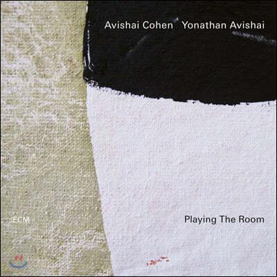 Avishai Cohen & Yonathan Avishai (아비샤이 코헨 & 요나단 아비샤이) - Avishai Cohen Playing The Room [LP]