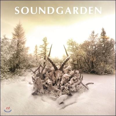 Soundgarden - King Animal (Deluxe Version)