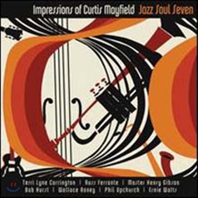 Jazz Soul Seven - Impressions of Curtis Mayfield