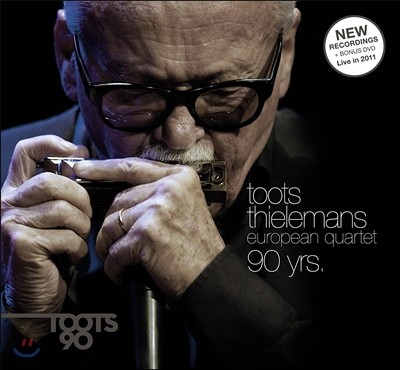 Toots Thielemans European Quartet (투츠 틸레망스 유러피언 쿼텟) - Toots 90 Yrs. [Deluxe Edition]