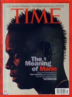 Time (주간) - Asia Ed. 2012년11월 12일자