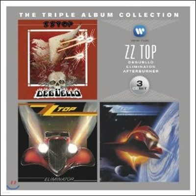 ZZ Top - The Triple Album Collection