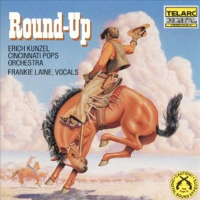 라운드 업 (Round Up)(CD) - Erich Kunzel