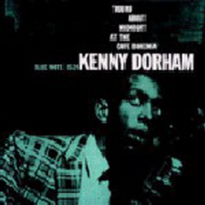 Kenny Dorham - Round About Midnight At The Cafe Bohemia (RVG Edition/Lp Sleeve/일본반)(CD)