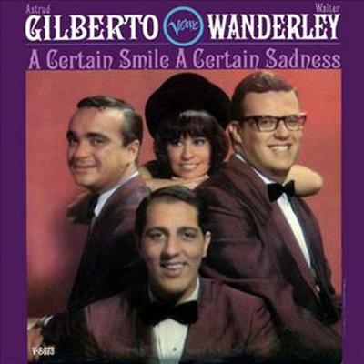 Astrud Gilberto & Walter Wanderley Trio - Certain Smile A Certain Sadness