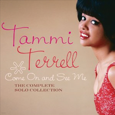 Tammi Terrell - Come On And See Me: The Complete Solo Collection (2CD)