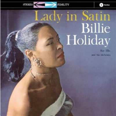Billie Holiday - Lady In Satin (180G)(LP)