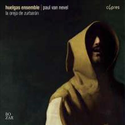 수르바란의 귀 (La Oreja de Zurbaran)(CD) - Paul van Nevel