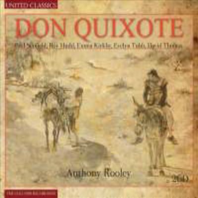 돈 키호테 (Don Quixote - The Musical) - Anthony Rooley