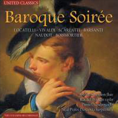 바로크 트리오 소나타 모음집 - 바로크의 밤 (Baroque Soiree - Trio Sonatas and Trio Sonatas) - Florilegium
