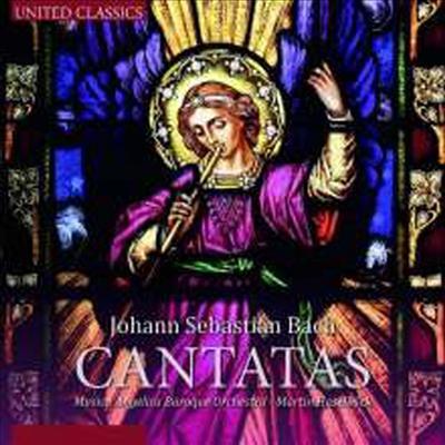 바흐: 칸타타 작품집 (Bach: Cantatas) - Dominique Labelle