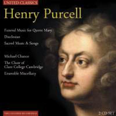 퍼셀: 성악 작품집 (Purcell: Vocal Works) - Michael Chance