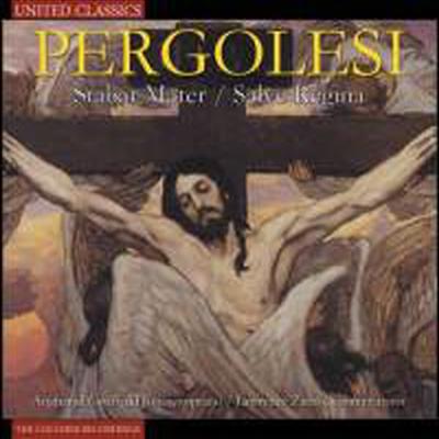 페르골레시: 시타바트 마테르 & 살베 레지나 (Pergolesi: Stabat Mater & Salve Regina) - Timothy Brown