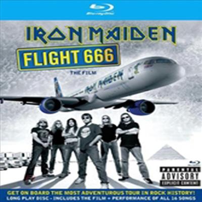 Iron Maiden - Flight 666 (Blu-ray)(2009)