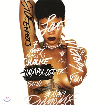 Rihanna - Unapologetic (Standard)