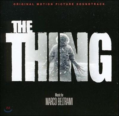 더 씽: 괴물 영화음악 (The Thing OST by Marco Beltrami)