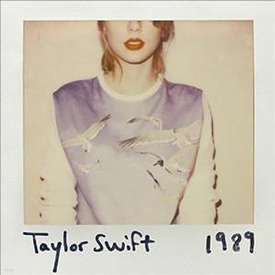 Taylor Swift - 1989 (2LP)(Gatefold Cover)
