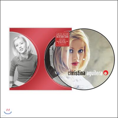 Christina Aguilera (크리스티나 아길레라) - 1집 Christina Aguilera [픽쳐디스크 LP]