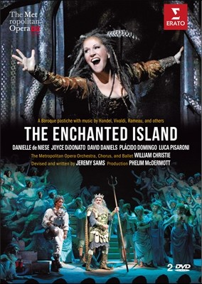 Joyce DiDonato / William Christie 마법의 섬 - 윌리암 크리스티 (The Enchanted Island)