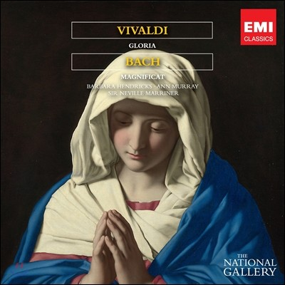 Neville Marriner 비발디: 글로리아 / 바흐: 마그니피카트 (Vivaldi: Gloria in D, RV 589 / Bach: Magnificat in D, BWV 243, Cantata No.147) 네빌 매리너