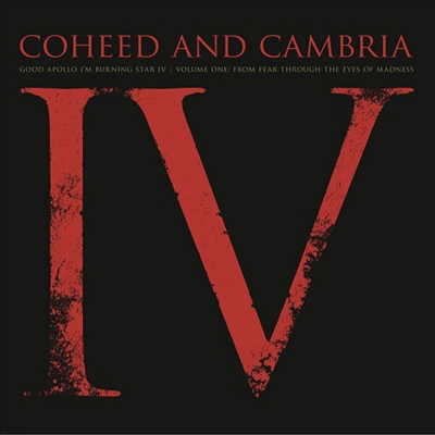 Coheed & Cambria - Good Apollo, I'm Burning Star IV, Volume One: From Fear Through The Eyes Of Madness (2LP)