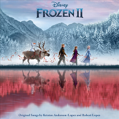 O.S.T. - Frozen 2: The Songs (겨울왕국 2) (Soundtrack)(LP)